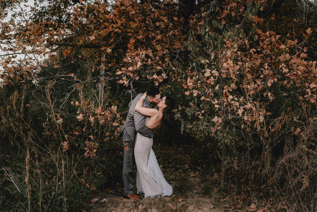 Fall wedding by Nashville Wedding Collections